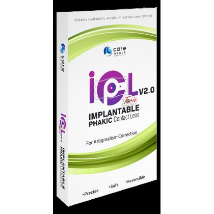 IPCL V2.0 Monofocal Toric