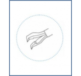 Micro Capsulorhexis Forceps